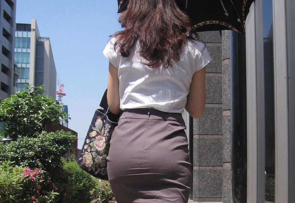社内街の社内レディーさんのお尻・後ろ姿の秘密撮影えろ写真33枚