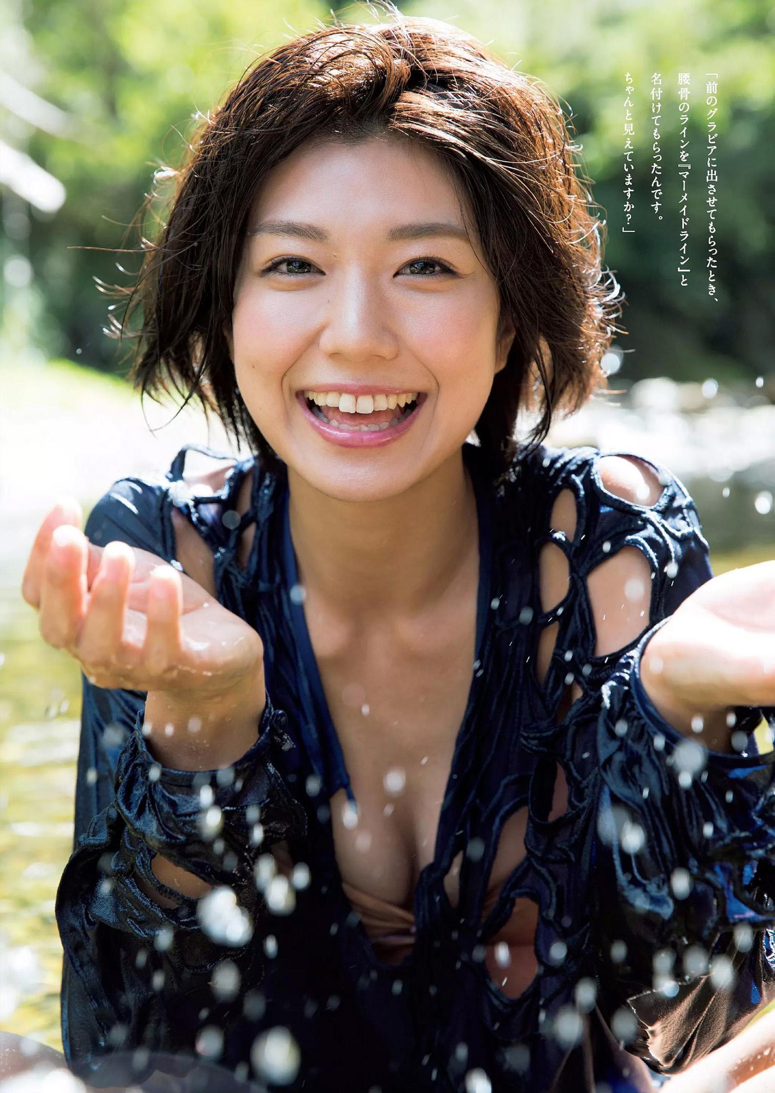 藤木由貴(25)美人RQのヌード&水着グラビアエロ画像90枚・4枚目の画像