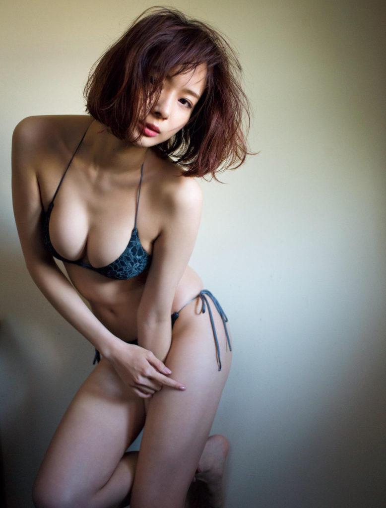 岡田紗佳(23)モデル・プロ雀士の抜けるエロ画像58枚・3枚目の画像