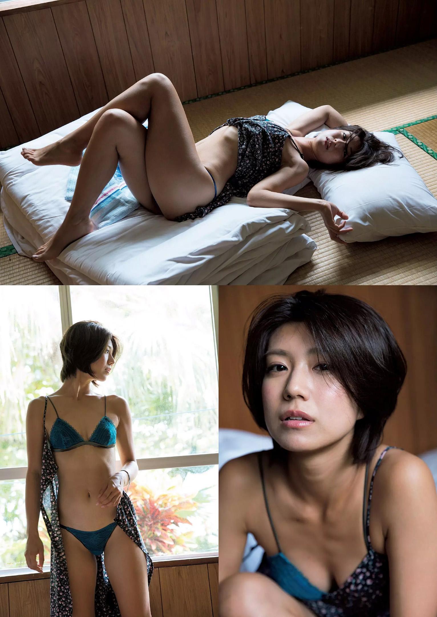 藤木由貴(25)美人RQのヌード&水着グラビアエロ画像90枚・6枚目の画像