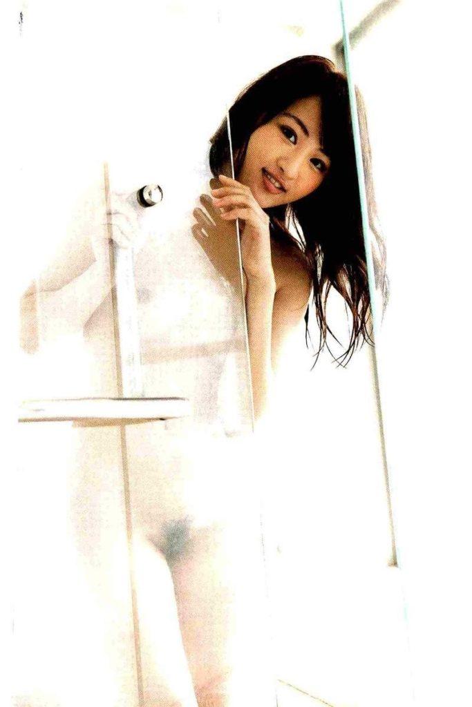 元NMB岡田梨紗子こと松田美子のAVデビューヌードエロ画像64枚・45枚目の画像