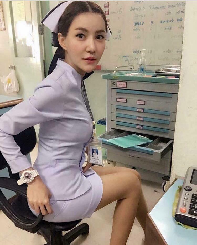 タイのセクシー過ぎるナースさんのエロ画像25枚・6枚目の画像