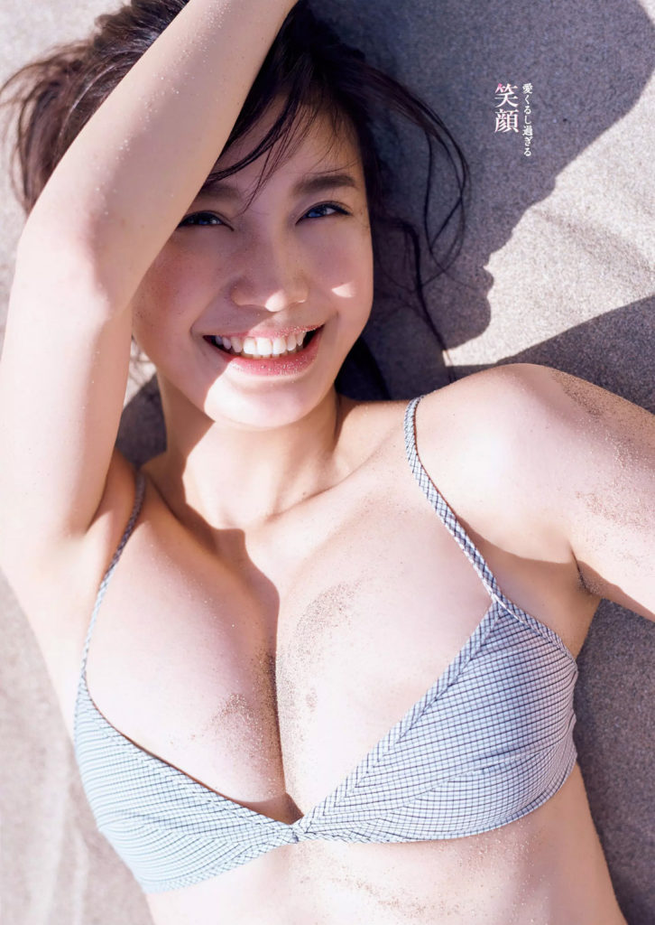 小倉優香の最新グラビアエロ画像9
