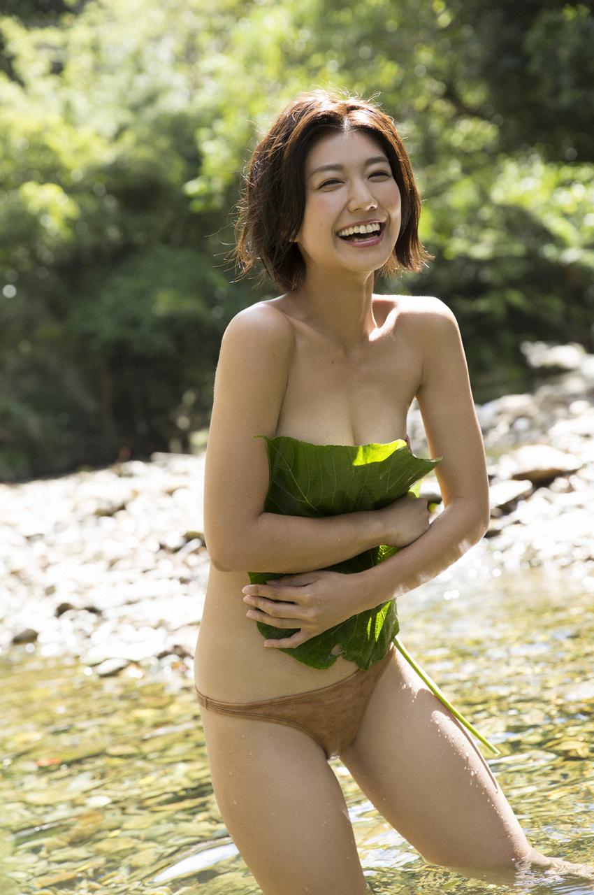 藤木由貴(25)美人RQのヌード&水着グラビアエロ画像90枚・11枚目の画像