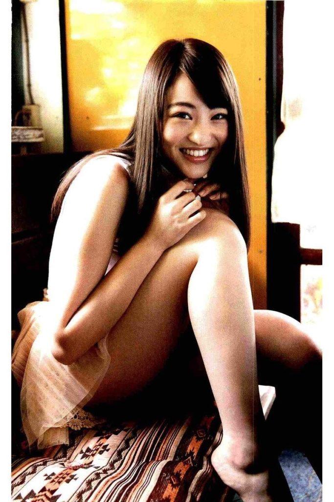 元NMB岡田梨紗子こと松田美子のAVデビューヌードエロ画像64枚・49枚目の画像