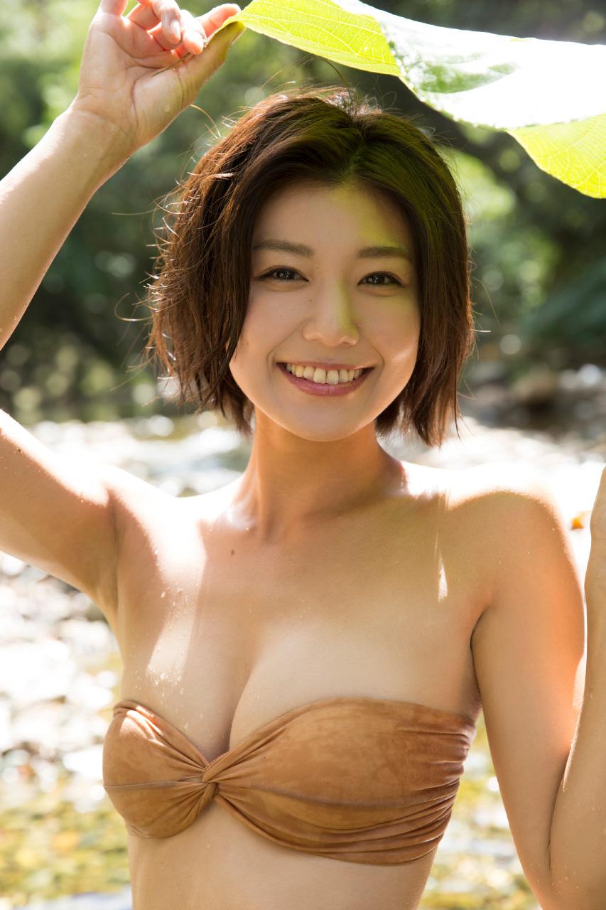 藤木由貴(25)美人RQのヌード&水着グラビアエロ画像90枚・14枚目の画像