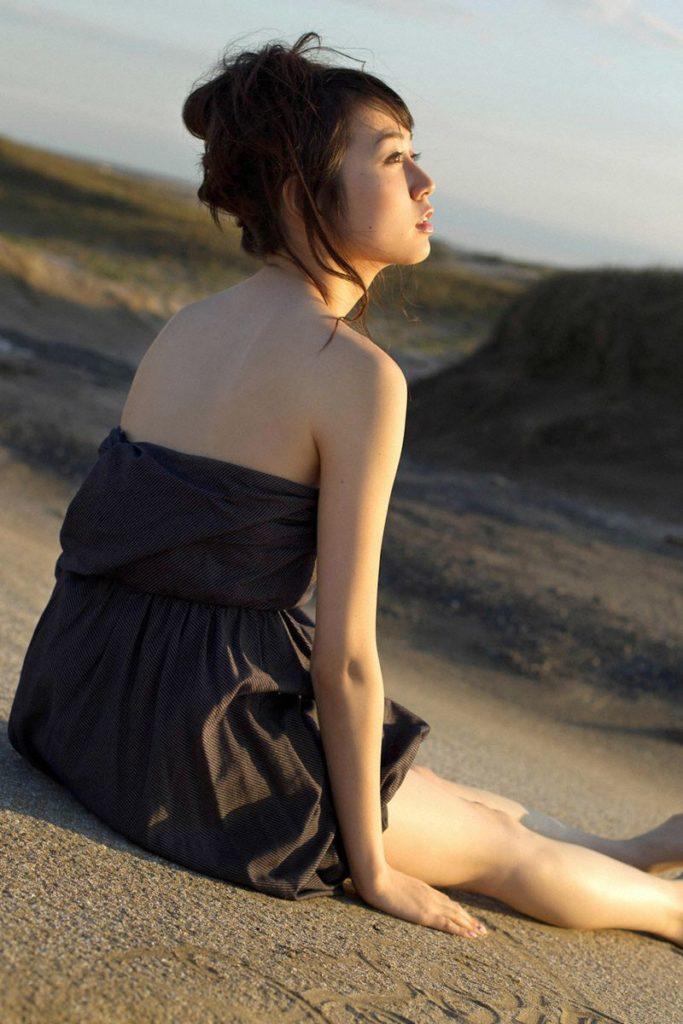 寺田ちひろアナ(29)の全裸ベッド写真のリベンジポルノエロ画像46枚・13枚目の画像