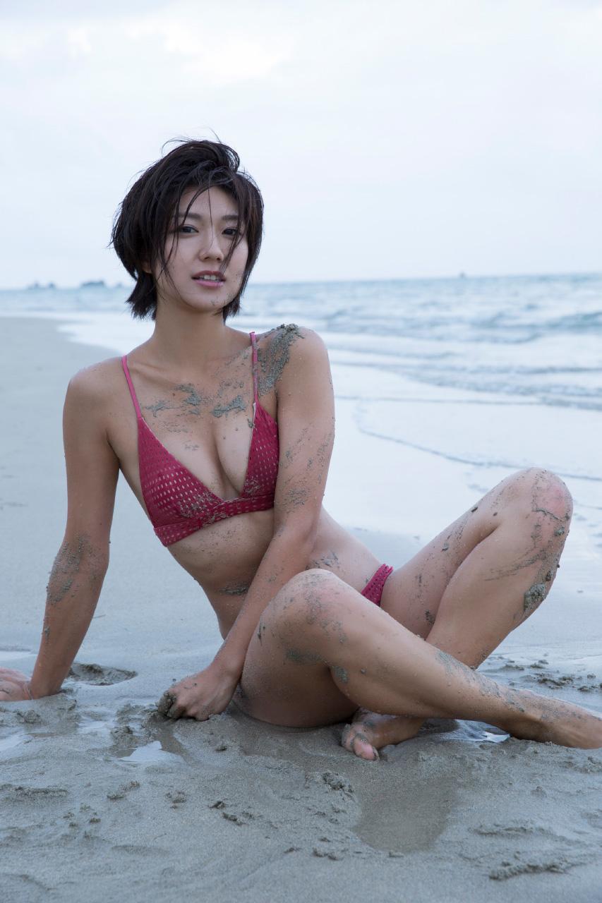藤木由貴(25)美人RQのヌード&水着グラビアエロ画像90枚・16枚目の画像