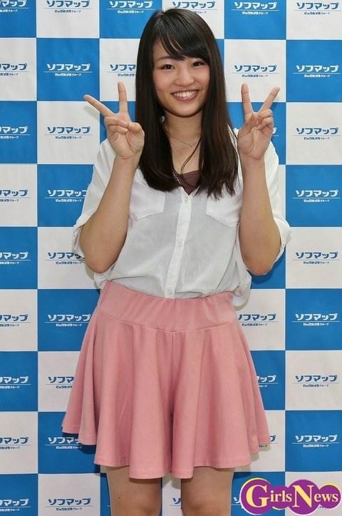 元NMB岡田梨紗子こと松田美子のAVデビューヌードエロ画像64枚・55枚目の画像