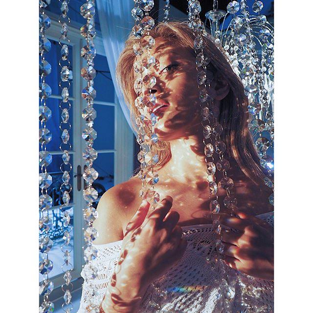 Fカップ乳首ポロリしたローラ(27)のインスタエロ画像26枚・18枚目の画像