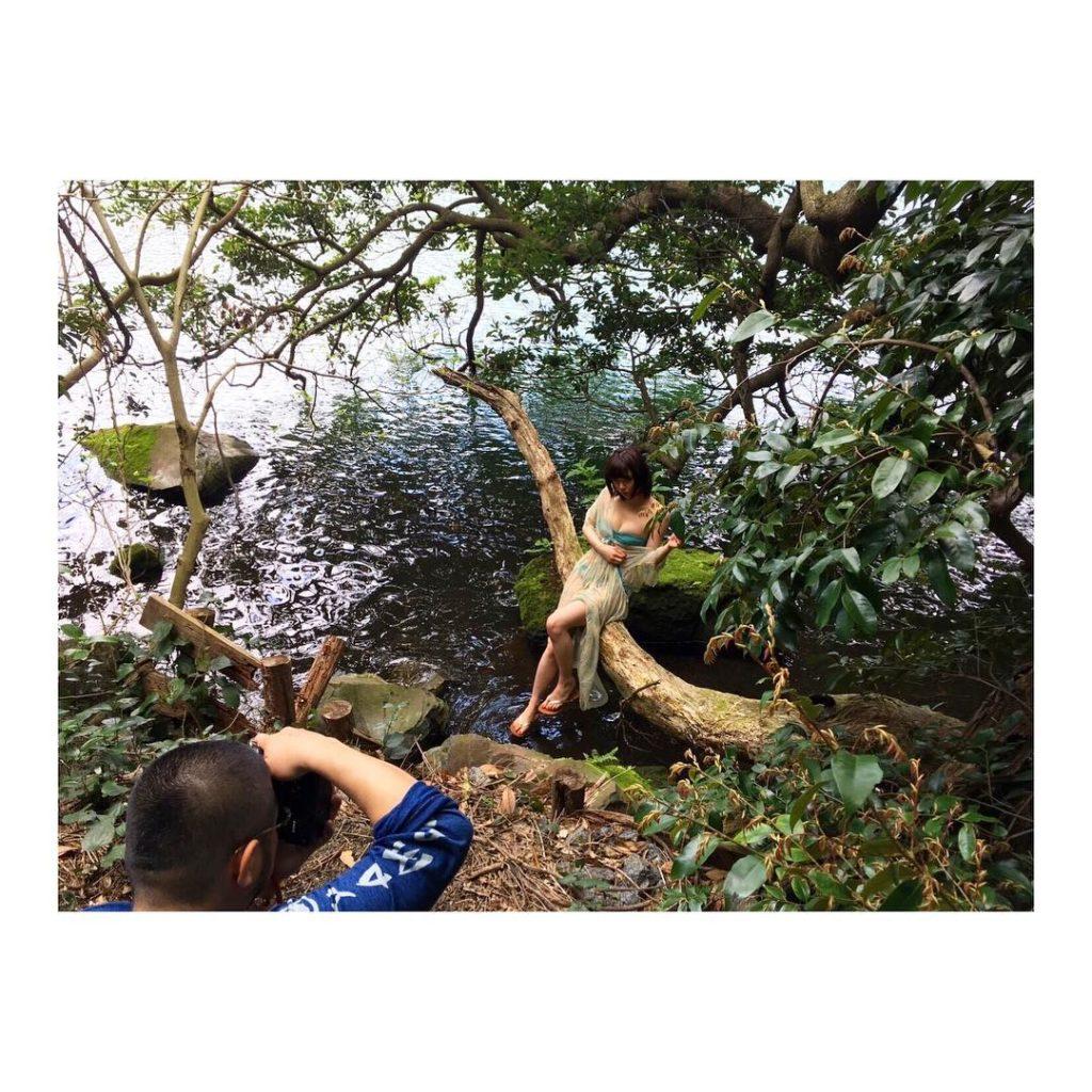 女優・山谷花純(20)のスレンダー水着グラビアエロ画像40枚・18枚目の画像