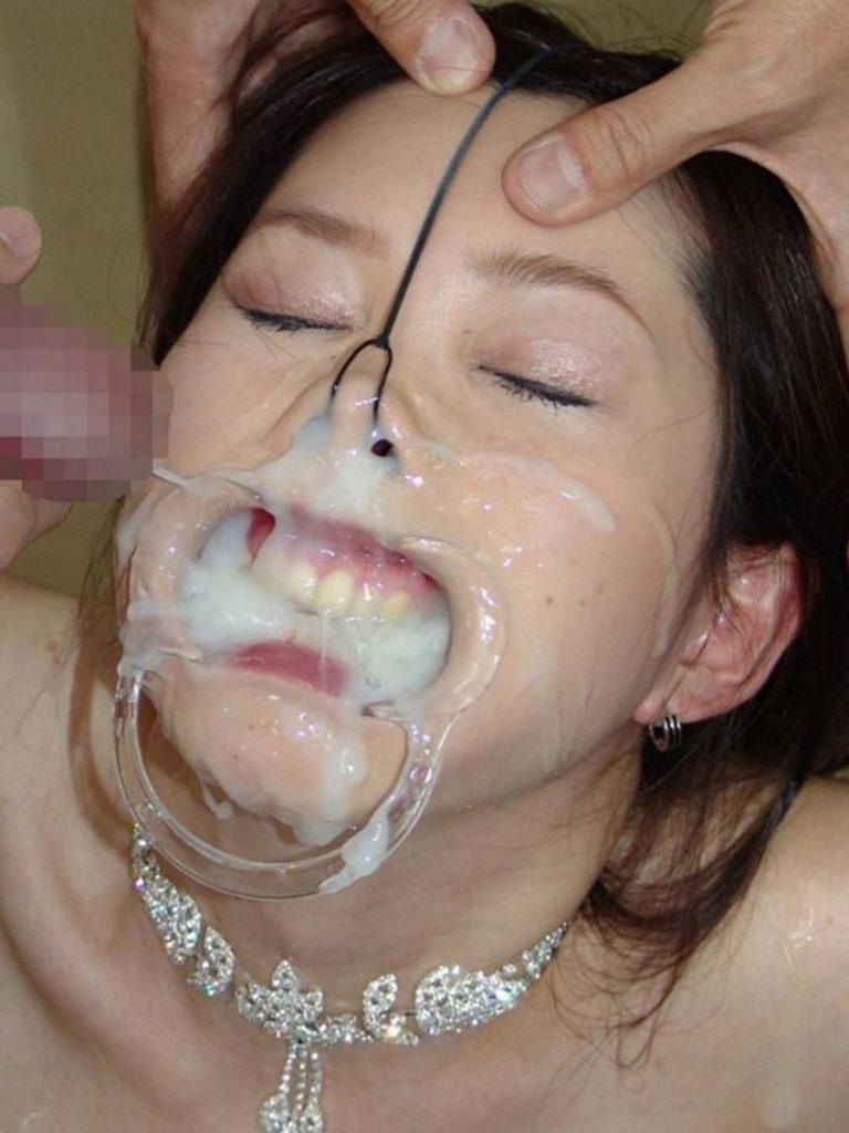 鼻フックという一番屈辱的なSMプレイのエロ画像30枚・19枚目の画像