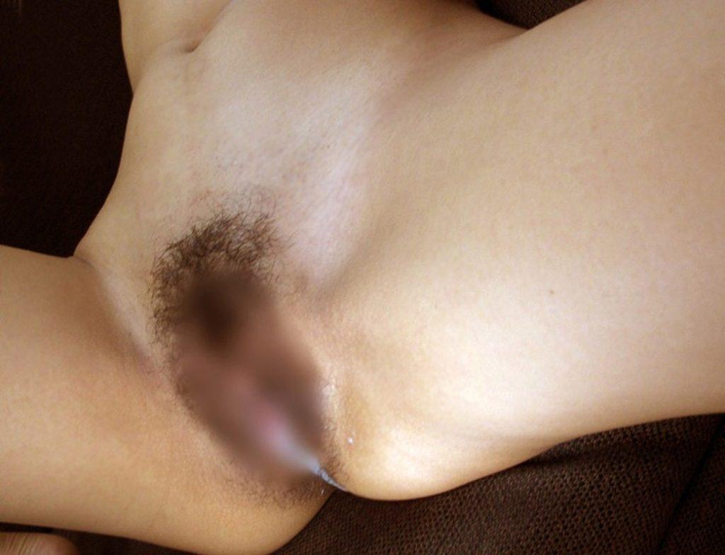 避妊なしの膣内射精されたマンコのエロ画像25枚・25枚目の画像