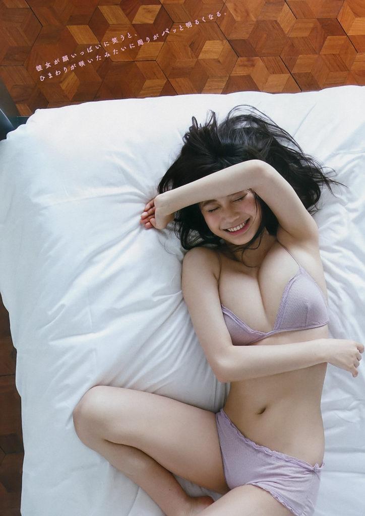 小倉優香の最新グラビアエロ画像21