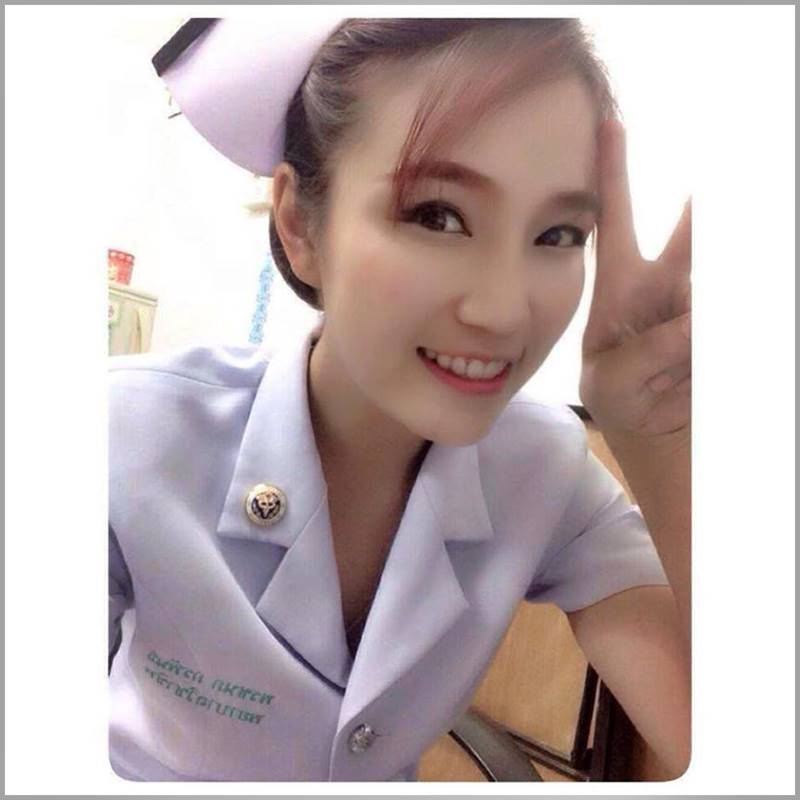 タイのセクシー過ぎるナースさんのエロ画像25枚・32枚目の画像