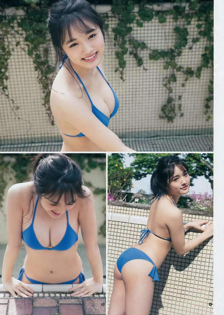 つりビット安藤咲桜(16)の水着グラビアエロ画像55枚・14枚目の画像