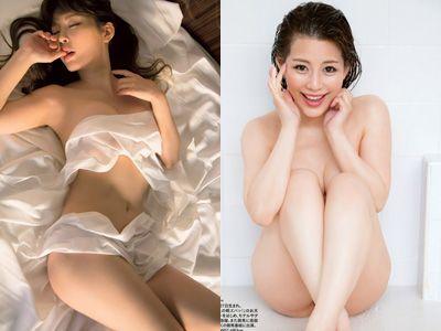 【エロ画像】美馬怜子(33)のGカップぬーどえろ画像103枚