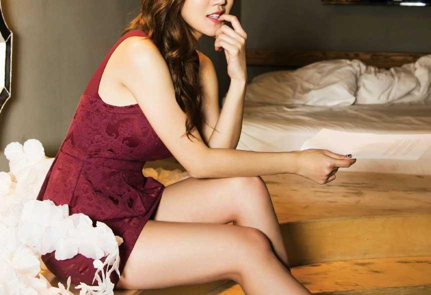 韓国娘の美脚率が異常~!必ず抜ける美女エロ画像33枚