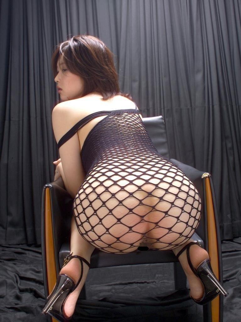 変態女しか履かない全身網タイツのエロ画像33枚・2枚目の画像