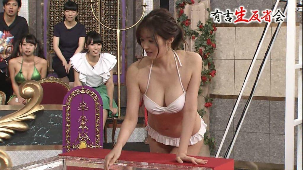 葉加瀬マイ(30)ヌード写真集&有吉反省会エロ画像80枚・108枚目の画像