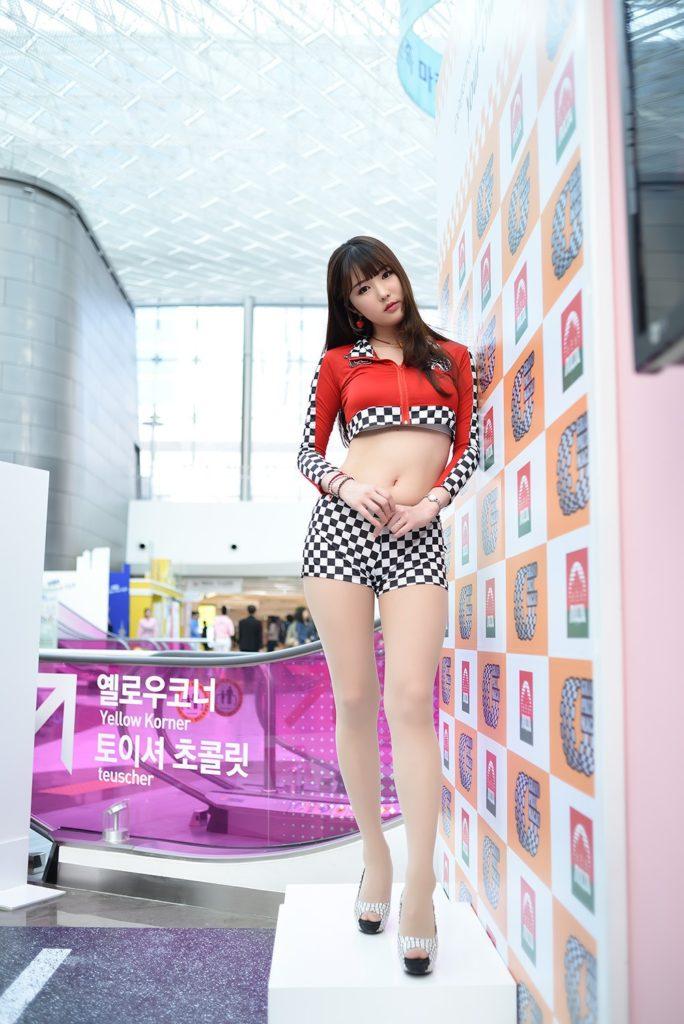 韓国娘の美脚率が異常~!必ず抜ける美女エロ画像33枚・4枚目の画像