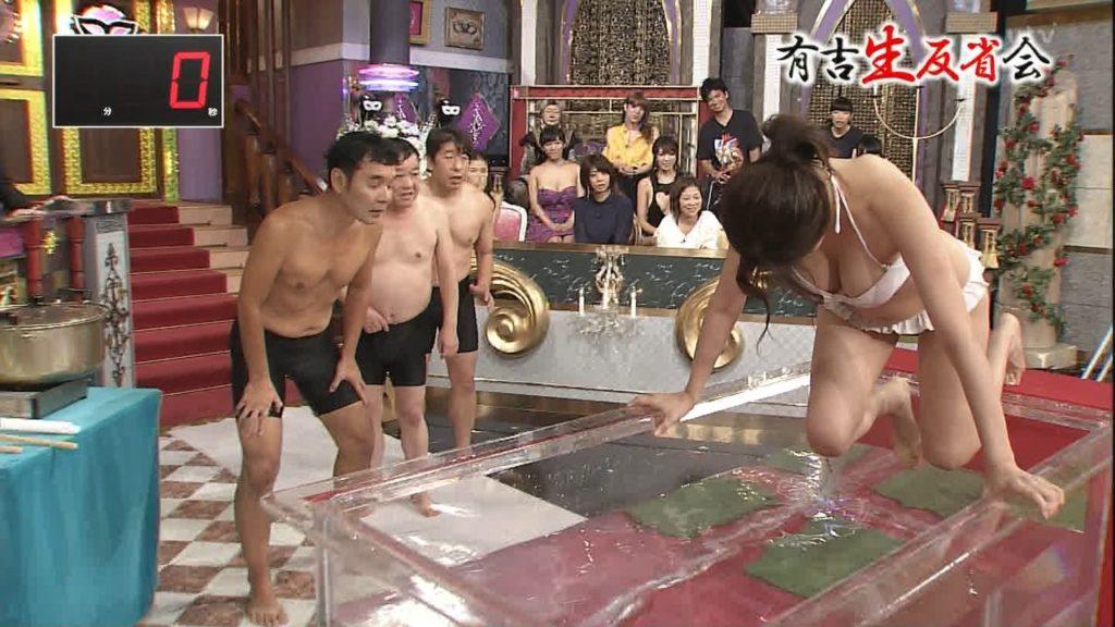 葉加瀬マイ(30)ヌード写真集&有吉反省会エロ画像80枚・110枚目の画像