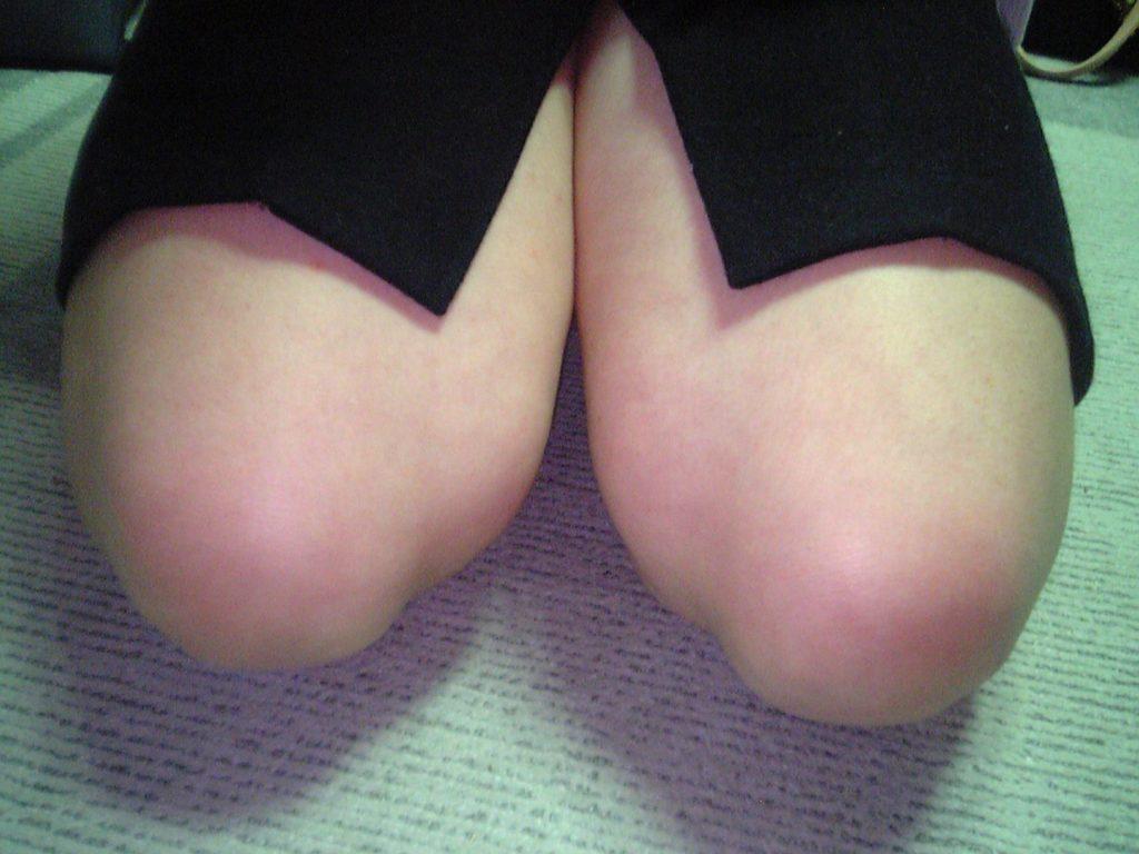 膝枕されたい…!ミニスカ娘の正座パンチラエロ画像30枚・11枚目の画像