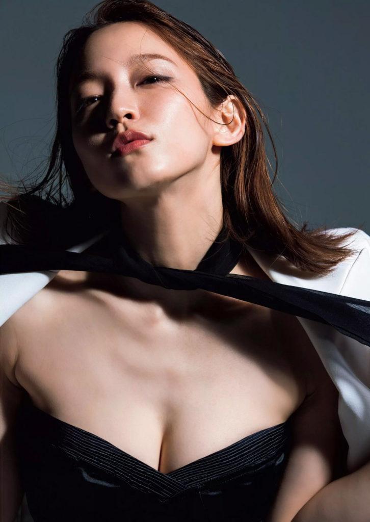 吉岡里帆のドラマ乳首見えハプニング等抜けるエロ画像200枚・134枚目の画像