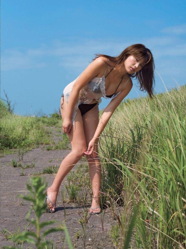 久松郁実(21)の最新グラビア&アイコラエロ画像185枚・122枚目の画像