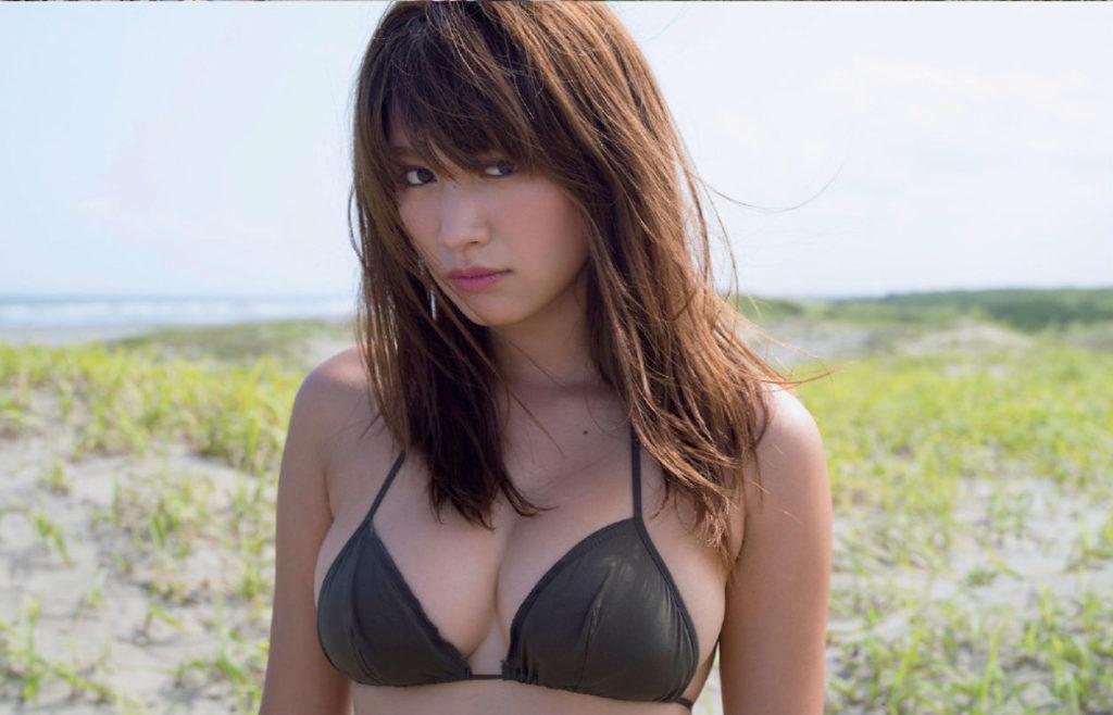 久松郁実(21)の最新グラビア&アイコラエロ画像185枚・123枚目の画像