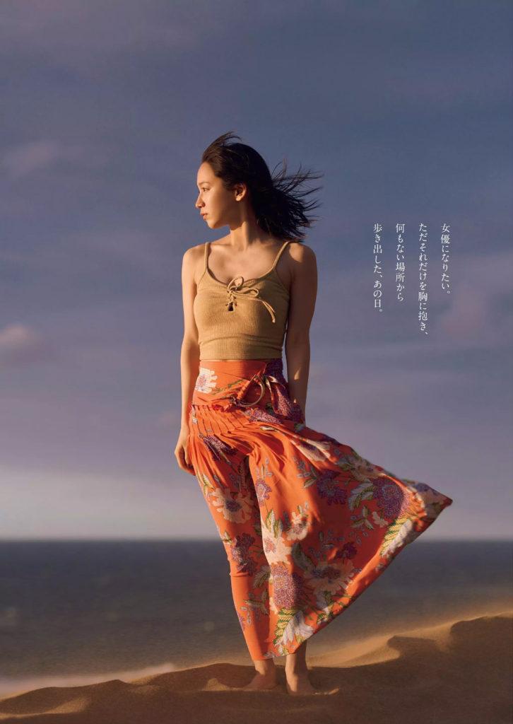 吉岡里帆のドラマ乳首見えハプニング等抜けるエロ画像200枚・139枚目の画像
