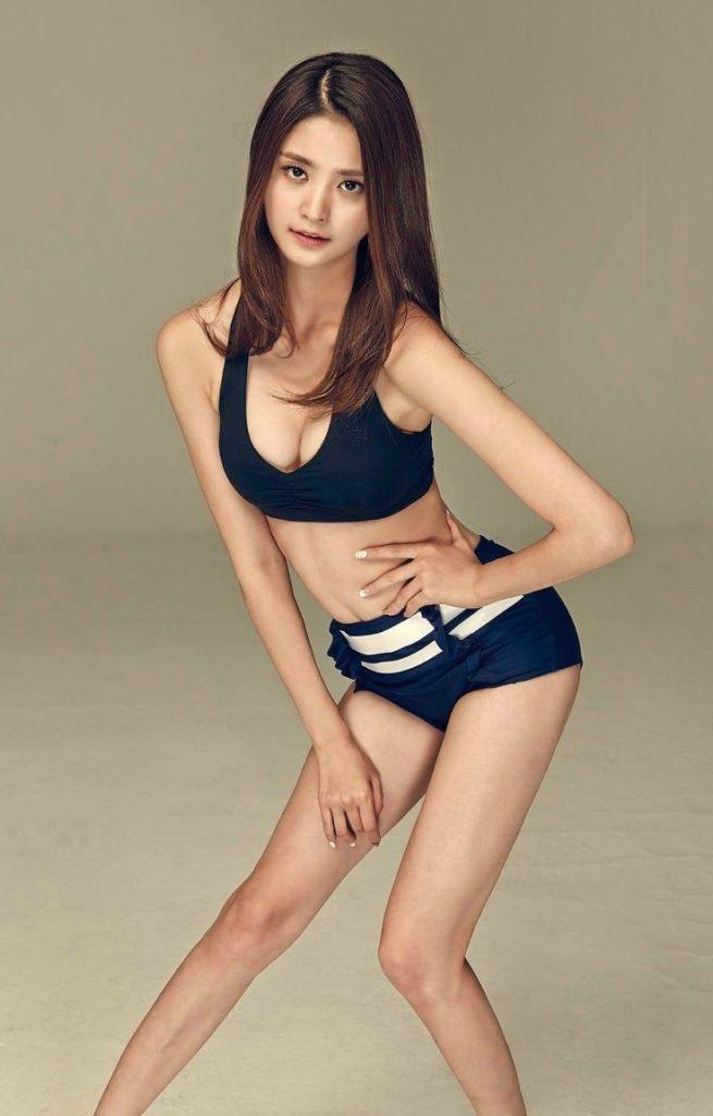韓国娘の美脚率が異常~!必ず抜ける美女エロ画像33枚・21枚目の画像