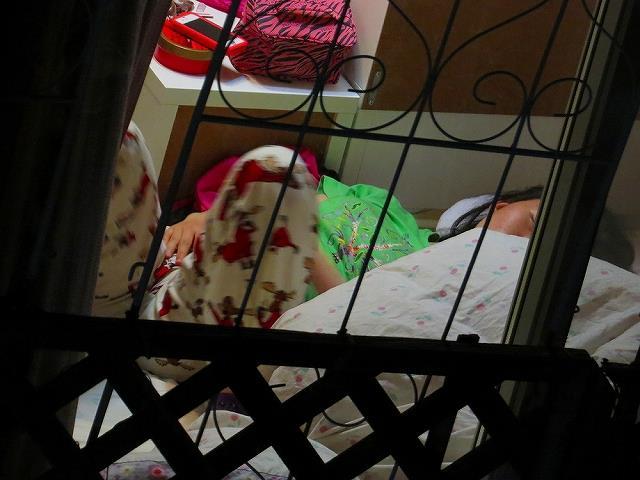 カーテンから見える裸体…!素人娘の覗き風盗撮エロ画像31枚・31枚目の画像