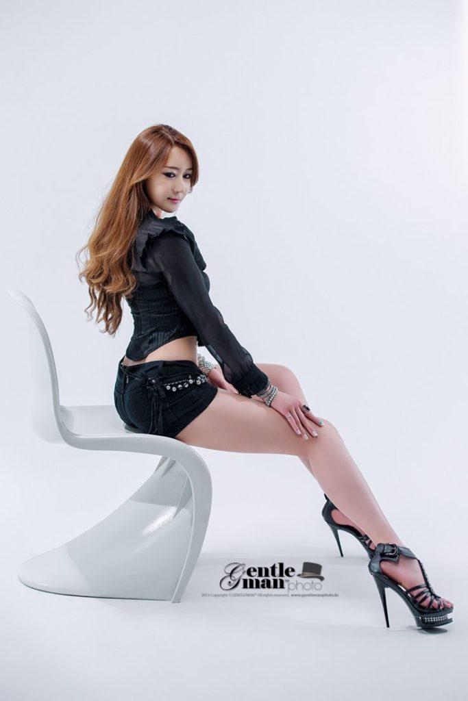 韓国娘の美脚率が異常~!必ず抜ける美女エロ画像33枚・36枚目の画像