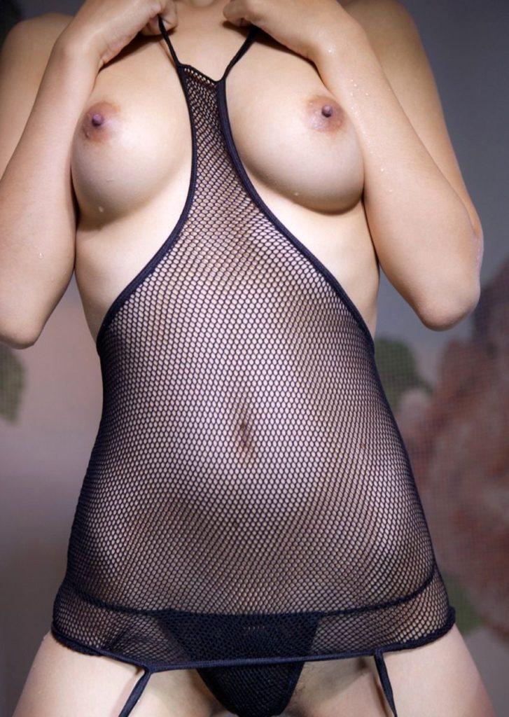 変態女しか履かない全身網タイツのエロ画像33枚・37枚目の画像