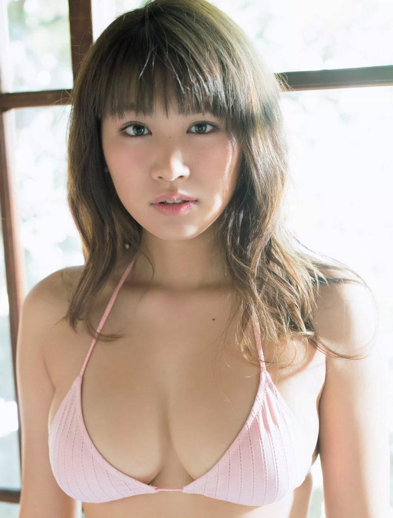 久松郁実(21)の最新グラビア&アイコラエロ画像185枚・40枚目の画像