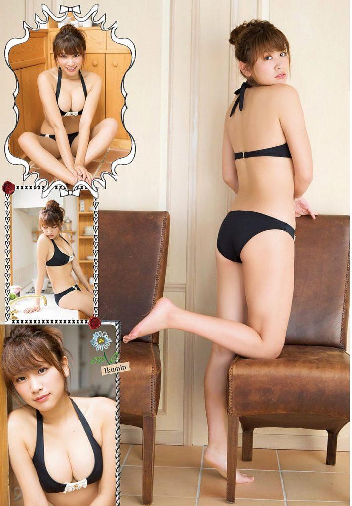 久松郁実(21)の最新グラビア&アイコラエロ画像185枚・63枚目の画像