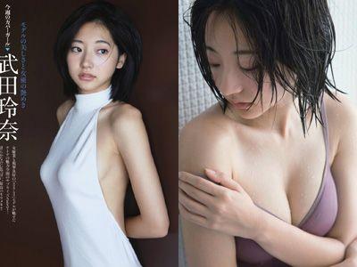 武田玲奈(20)の最新イメージDVD&グラビアエロ画像115枚・1枚目の画像