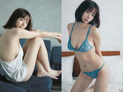 【エロ画像】岡田紗佳(23)のパンチラやミズ着グラビアがヌける画像120枚