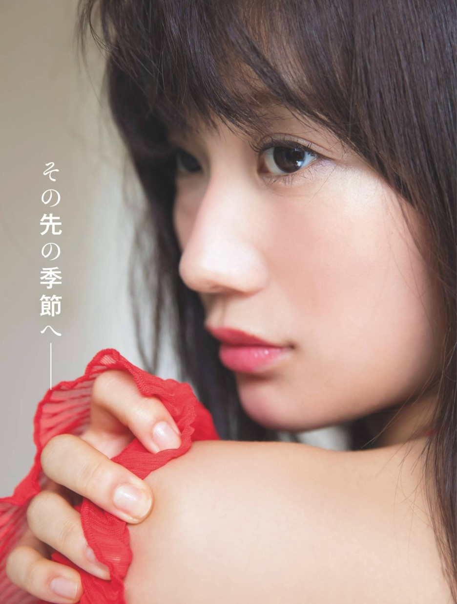 小倉優香(19)Gカップ8頭身「リアル峰不二子ボディ」のグラビアエロ画像165枚・91枚目の画像