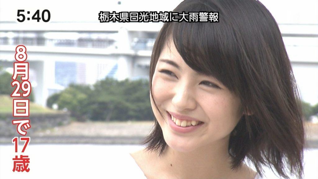 浜辺美波(16)「キミスイ」ヒロイン美少女のぐうカワエロ画像55枚・6枚目の画像