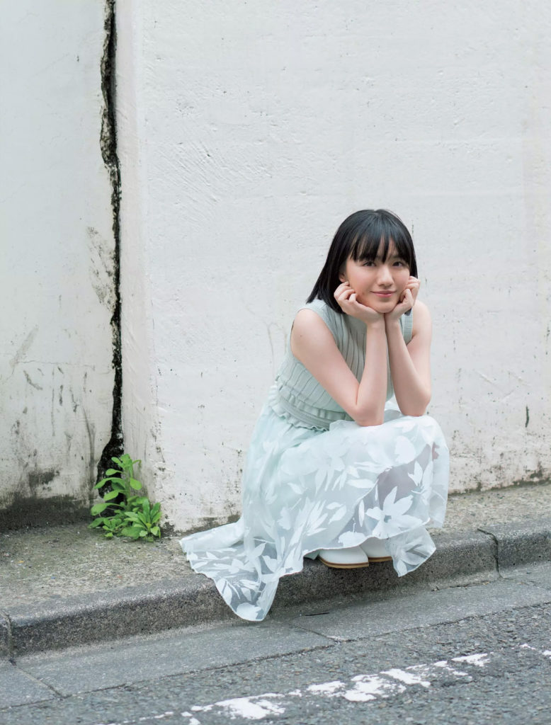 朝ドラひよっこ女優・小島藤子(23)の下着グラビアエロ画像85枚・6枚目の画像