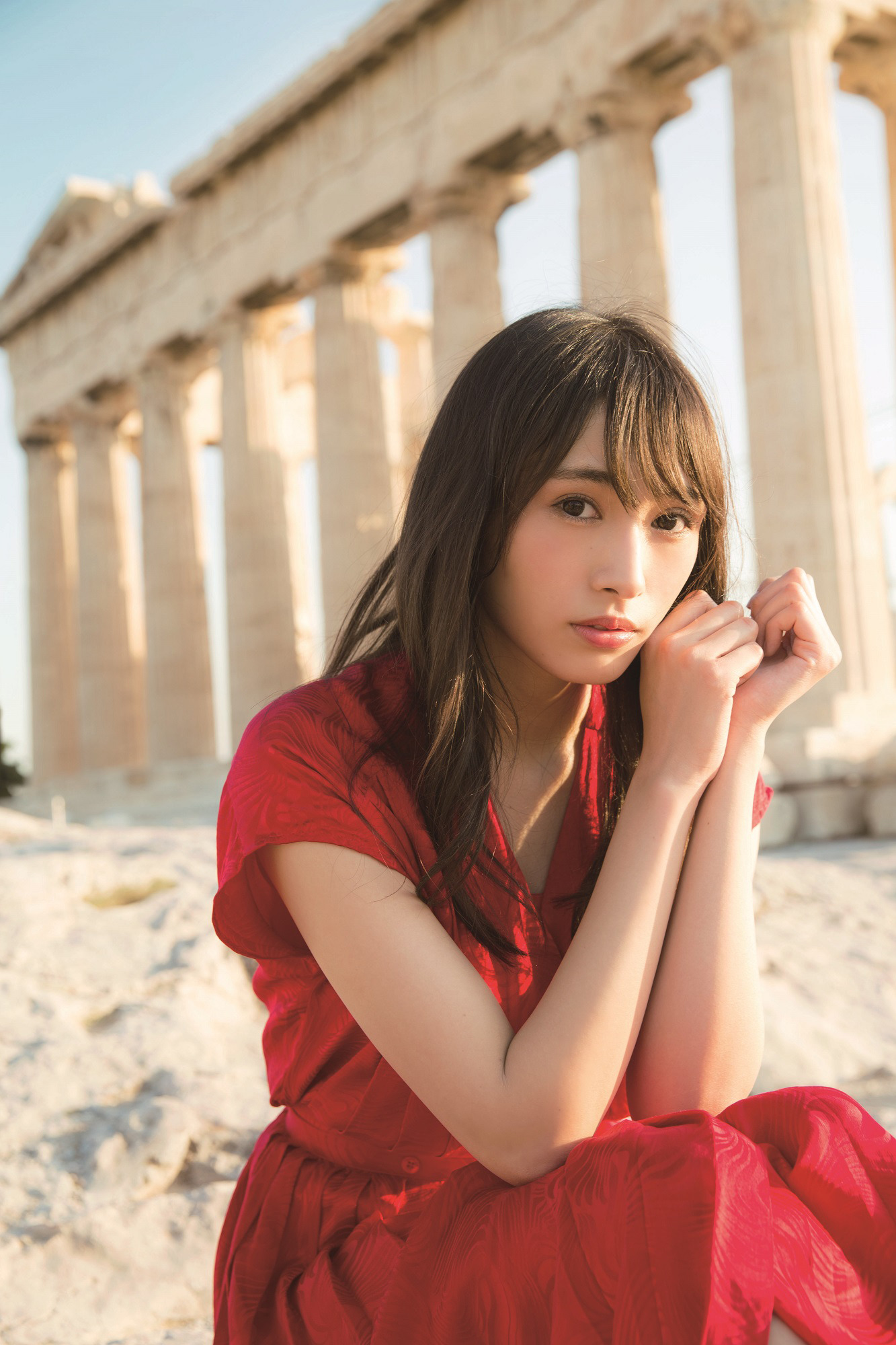 欅坂46渡辺梨加の写真集水着グラビア&アイコラエロ画像97枚・18枚目の画像