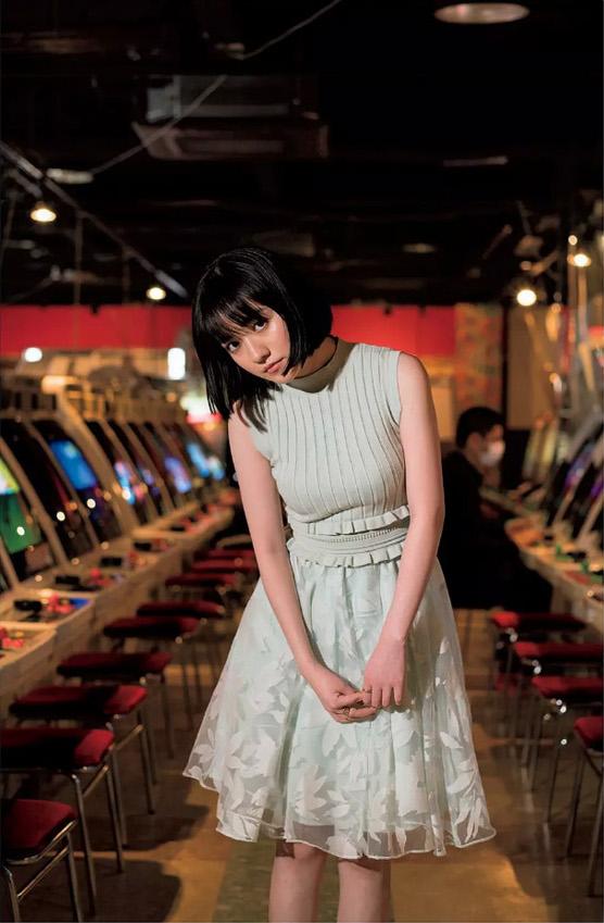 朝ドラひよっこ女優・小島藤子(23)の下着グラビアエロ画像85枚・9枚目の画像