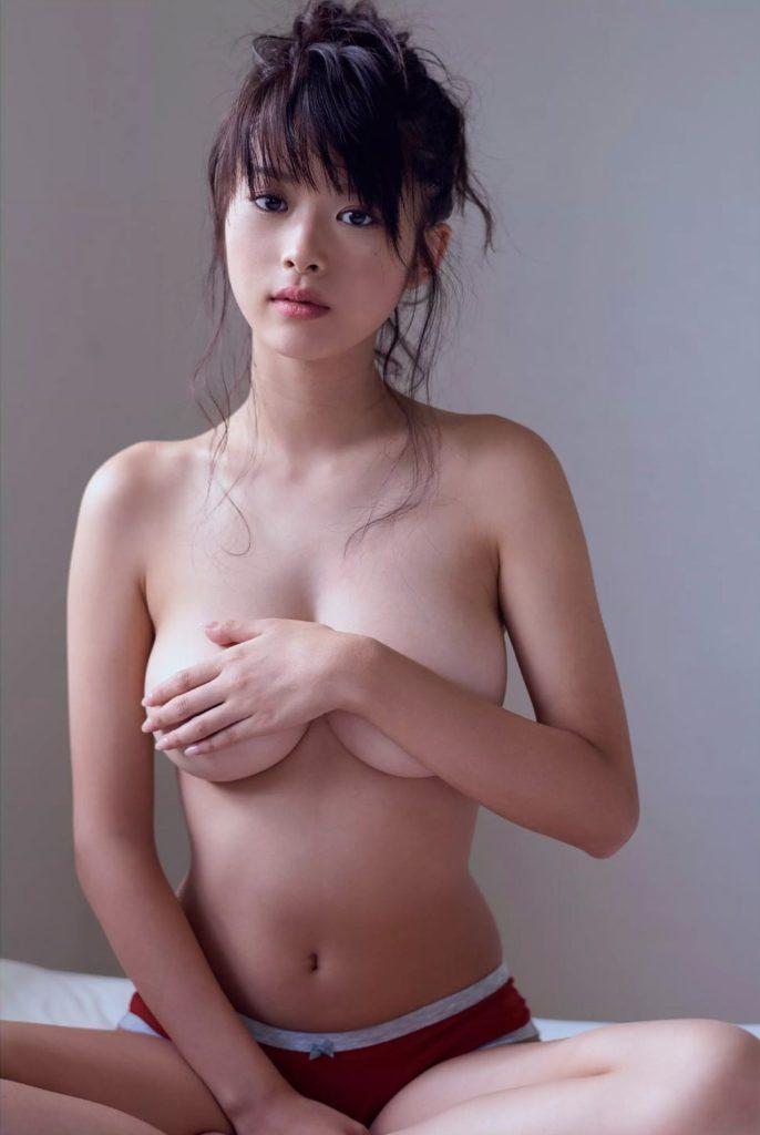 馬場ふみか(21)のパンチラ&ヌード写真集等エロ画像216枚・10枚目の画像