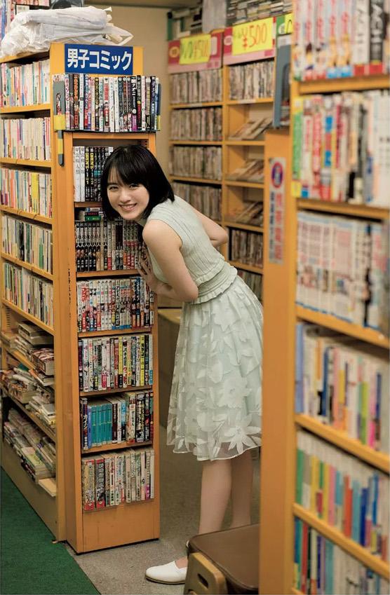 朝ドラひよっこ女優・小島藤子(23)の下着グラビアエロ画像85枚・10枚目の画像