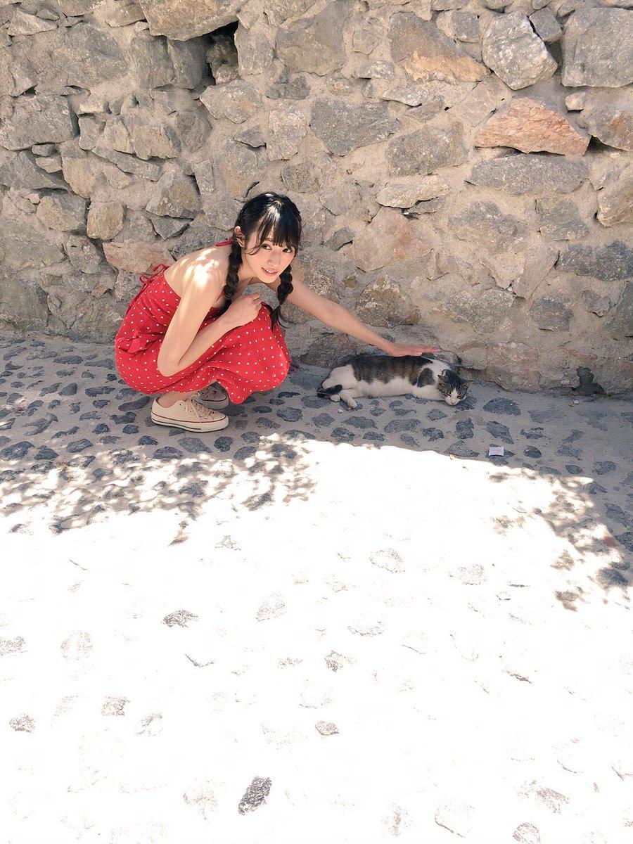 欅坂46渡辺梨加の写真集水着グラビア&アイコラエロ画像97枚・20枚目の画像