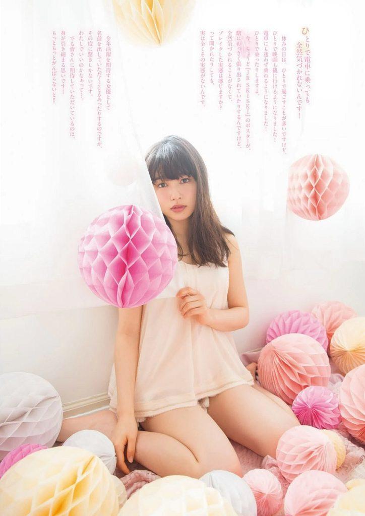 桜井日奈子のアイコラヌード&最新グラビアエロ画像61枚・14枚目の画像
