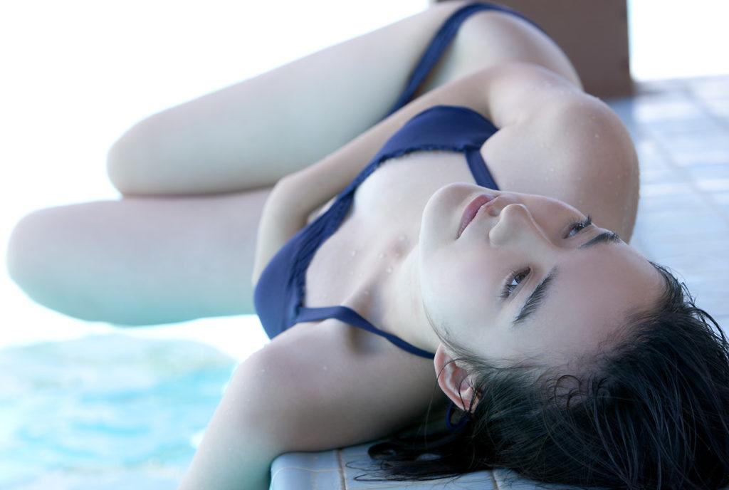 朝ドラひよっこ女優・小島藤子(23)の下着グラビアエロ画像85枚・18枚目の画像