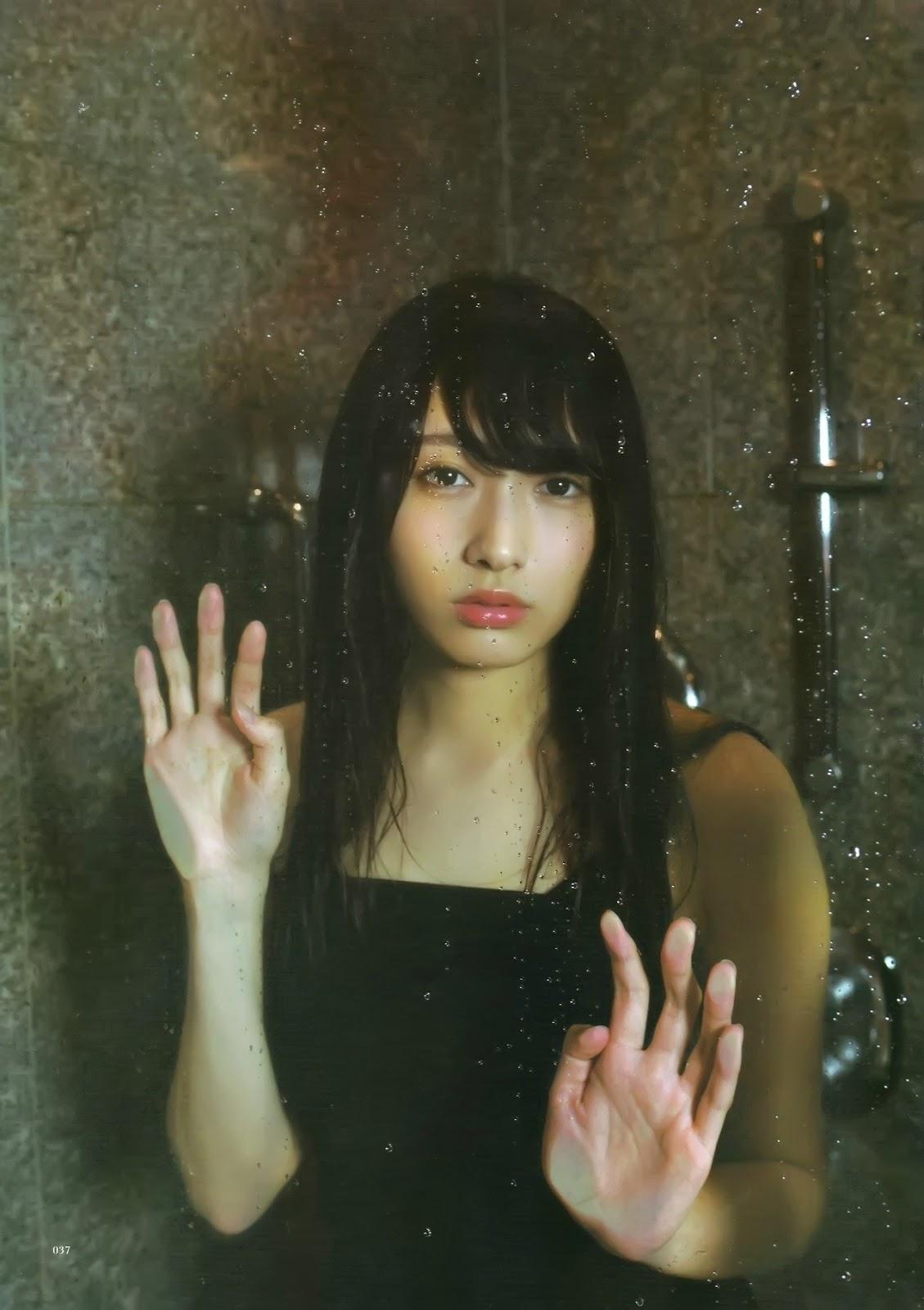 欅坂46渡辺梨加の写真集水着グラビア&アイコラエロ画像97枚・29枚目の画像